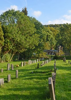 Churchyard Burials